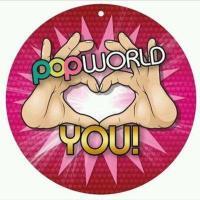 Popworld logo